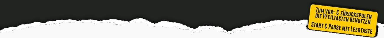 Videobedienung Minigolf Oben