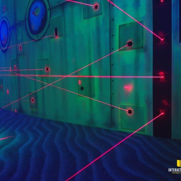 Der Heide Park Soltau bekommt Lasergame