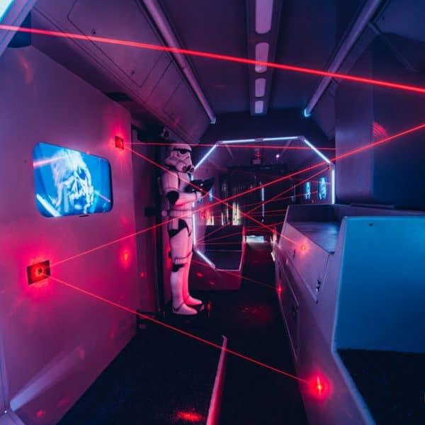 Star Wars Lasergame Adventure Tour