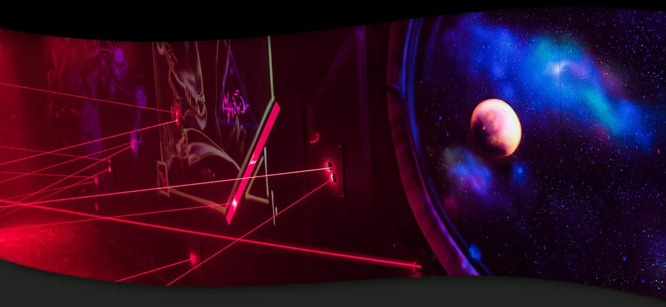 Laser Maze Slide 1