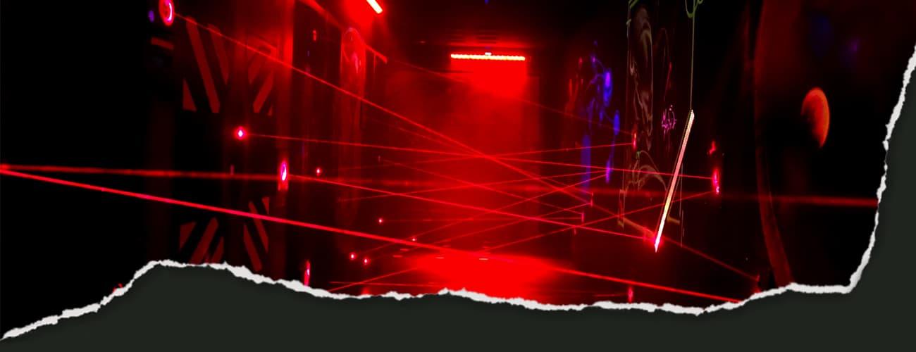 Laser Maze Slide 6
