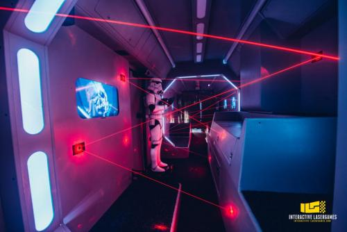 Star Wars Laser Adventure Tour