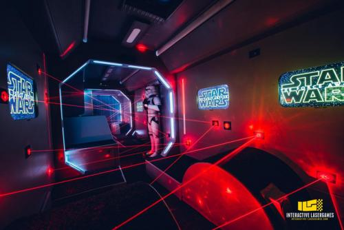 Star Wars Laser Adventure Tour